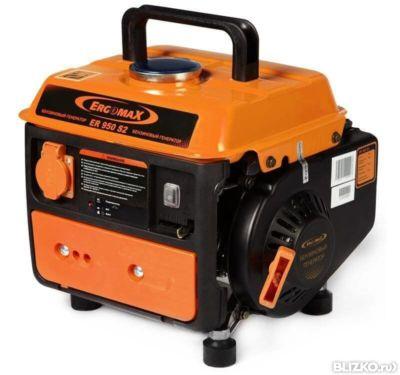 Бензиновый генератор ergomax er 1200 автомобильных аккумуляторов