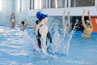 Абонемент в бассейн для беременных 40