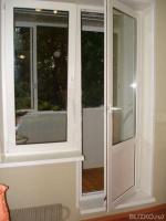 Балконные блоки от компании окна пвх оптом..