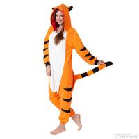Пижама Кигуруми Тигр (S) b7d95ccbe442b