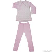 Пижама для девочки (футболка с длинным рукавом c964de50f6fe4